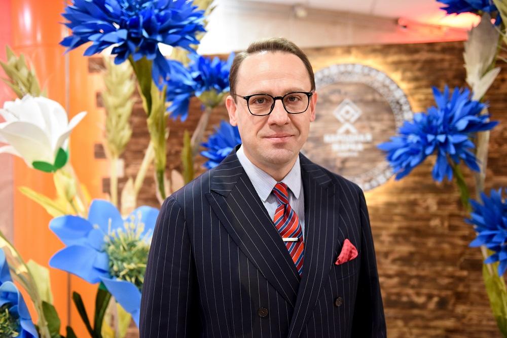 Руководитель пресс-службы торговой сети «Евроопт» Егор Хрусталев: «Мы убеждены – покупки должны приносить удовольствие и улучшать качество жизни людей!»