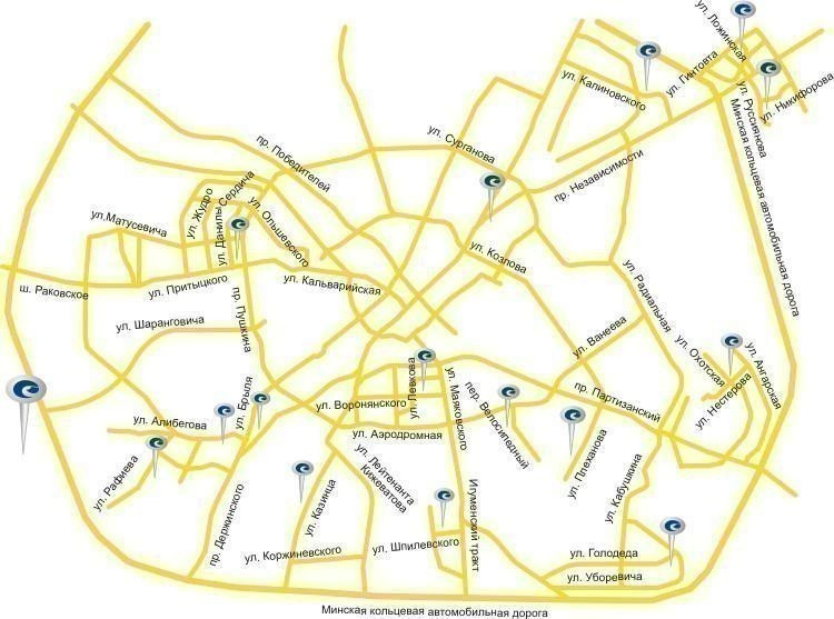 график автобусов в бресте